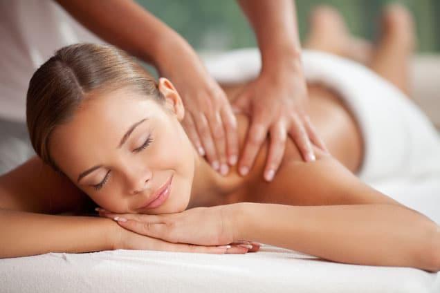 Swedish Massage on Kauai
